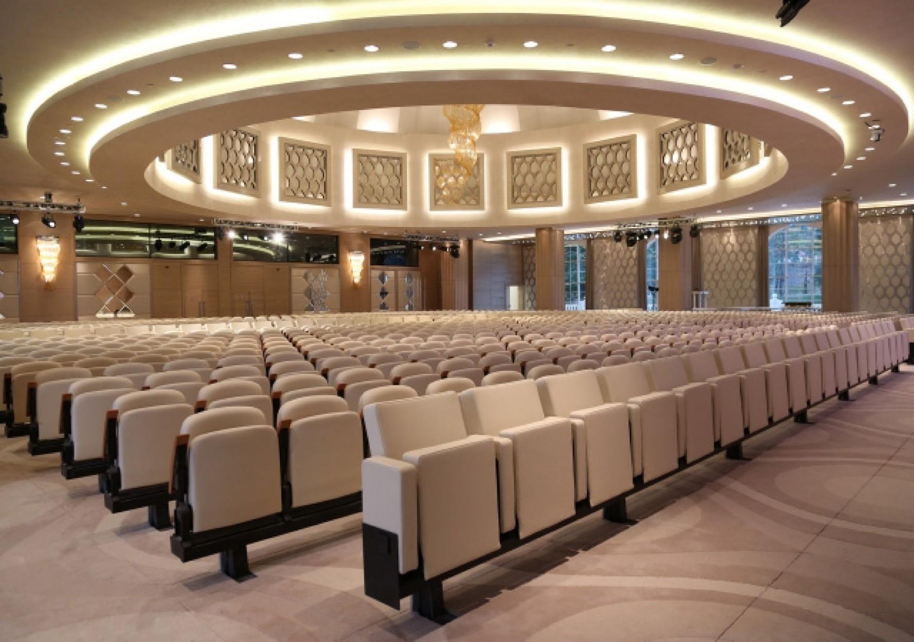 Gebele Kongre Merkezi