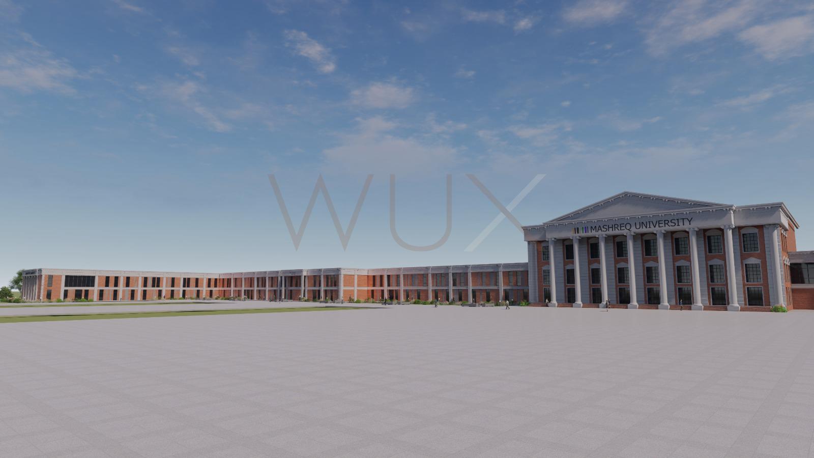 Mashreq Universitesi