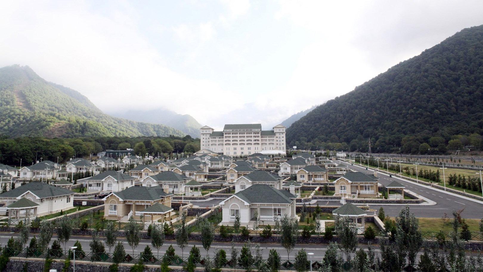 kafkas riverside resort hotel